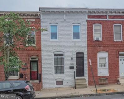 2325 E Fayette Street, Baltimore, MD 21224 - #: MDBA2006494
