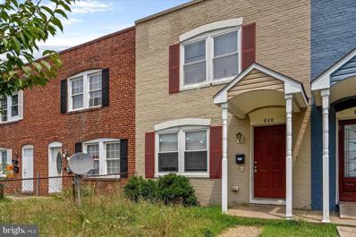 828 Stoll Street, Baltimore, MD 21225 - #: MDBA2006496