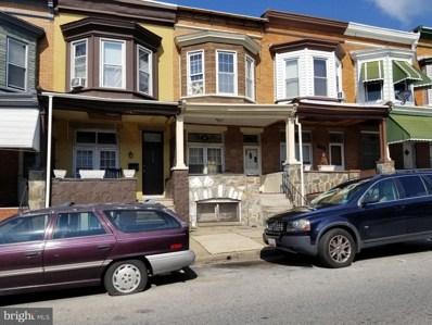 1712 N Bentalou Street, Baltimore, MD 21216 - #: MDBA2006510
