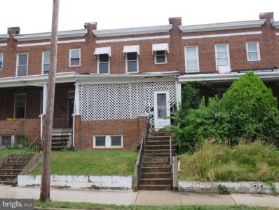 4226 Ivanhoe Avenue, Baltimore, MD 21212 - #: MDBA2006538
