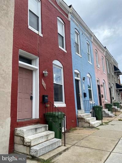 1710 Presbury Street, Baltimore, MD 21217 - #: MDBA2006560