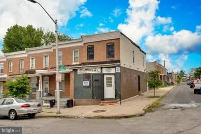 1418 N Milton Avenue, Baltimore, MD 21213 - #: MDBA2006570
