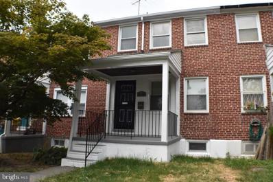 5206 Kelway Road, Baltimore, MD 21239 - #: MDBA2006588