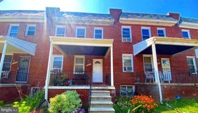 3561 Juneway, Baltimore, MD 21213 - #: MDBA2006632