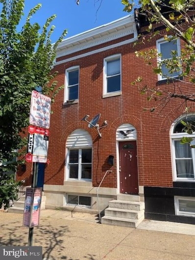 3108 E Baltimore Street, Baltimore, MD 21224 - #: MDBA2006648