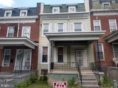 2918 Ulman Avenue, Baltimore, MD 21215 - #: MDBA2006672