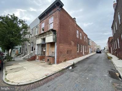 2427 Mcelderry Street, Baltimore, MD 21205 - #: MDBA2006716