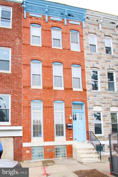 1215 E Preston Street, Baltimore, MD 21202 - #: MDBA2006718