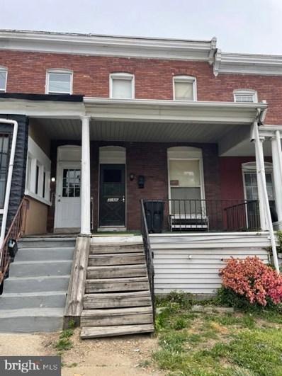 3166 Wilkens Avenue, Baltimore, MD 21223 - #: MDBA2006728