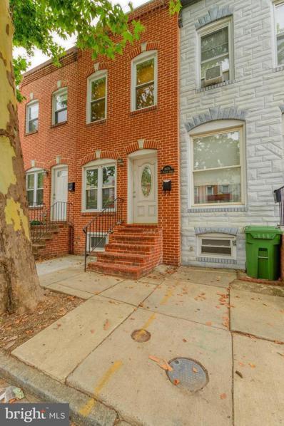 1609 S Hanover Street, Baltimore, MD 21230 - #: MDBA2006762