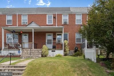 1007 Rockhill Avenue, Baltimore, MD 21229 - #: MDBA2006788