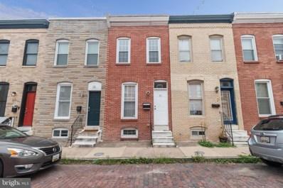23 N Streeper Street, Baltimore, MD 21224 - #: MDBA2006794