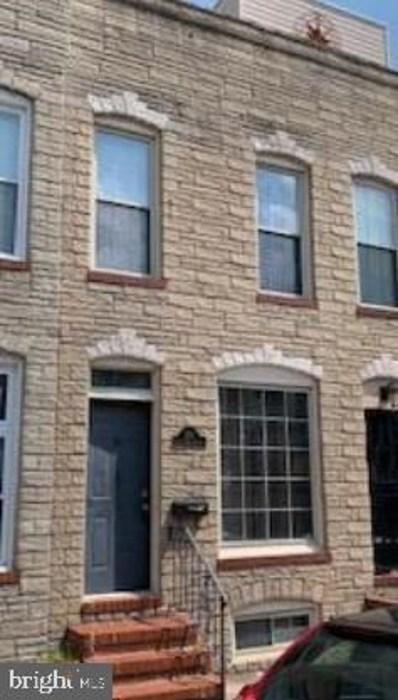 821 S Rose Street, Baltimore, MD 21224 - #: MDBA2006826