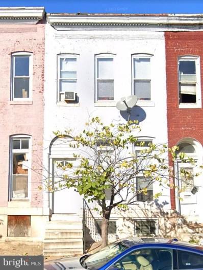 1626 E Federal Street, Baltimore, MD 21213 - #: MDBA2006912