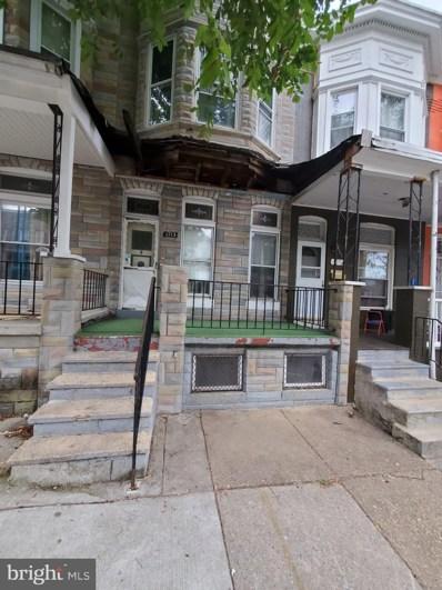 1713 Appleton Street, Baltimore, MD 21217 - #: MDBA2006990