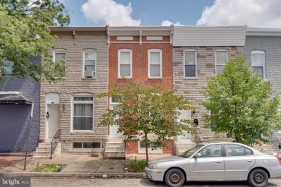 119 N Clinton Street, Baltimore, MD 21224 - #: MDBA2007008