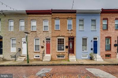 11 N Streeper Street, Baltimore, MD 21224 - #: MDBA2007024
