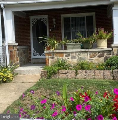 3810 Woodridge Road, Baltimore, MD 21229 - #: MDBA2007042