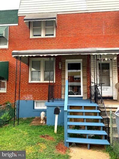 2106 Harman Avenue, Baltimore, MD 21230 - #: MDBA2007090