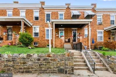 1914 Grinnalds Avenue, Baltimore, MD 21230 - #: MDBA2007126