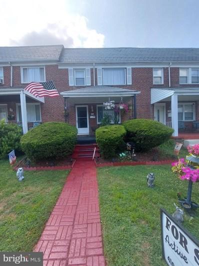 914 N Woodington Road, Baltimore, MD 21229 - #: MDBA2007218