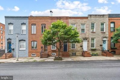 1832 Byrd Street, Baltimore, MD 21230 - #: MDBA2007268