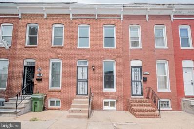 1354 Carroll Street, Baltimore, MD 21230 - #: MDBA2007392