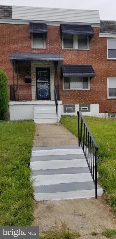 4107 Gladden Avenue, Baltimore, MD 21213 - #: MDBA2007398