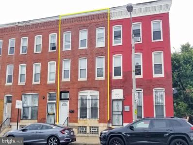 1802 W Franklin Street, Baltimore, MD 21223 - #: MDBA2007422