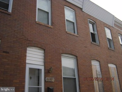 517 N Streeper Street, Baltimore, MD 21205 - #: MDBA2007498