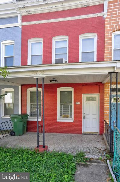 151 S Morley Street, Baltimore, MD 21229 - #: MDBA2007680
