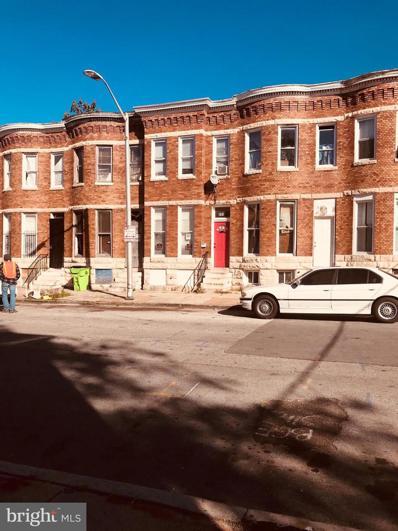 805 Appleton Street, Baltimore, MD 21217 - #: MDBA2007710