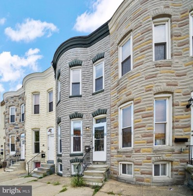 1247 Carroll Street, Baltimore, MD 21230 - #: MDBA2008044