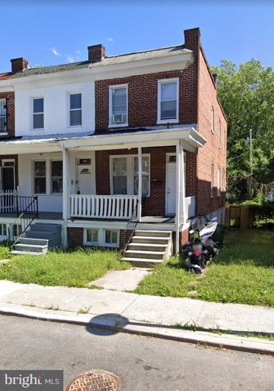 631 Dumbarton Avenue, Baltimore, MD 21218 - #: MDBA2008142