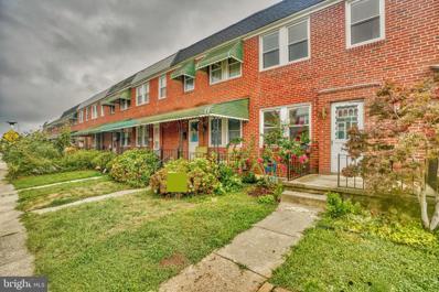 4303 Newport Avenue, Baltimore, MD 21211 - #: MDBA2008194