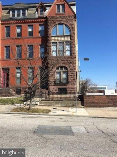 2205 Eutaw Place, Baltimore, MD 21217 - #: MDBA2008216