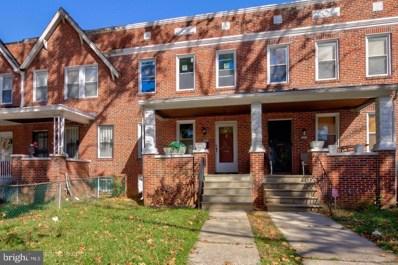 3960 Dolfield Avenue, Baltimore, MD 21215 - #: MDBA2008314