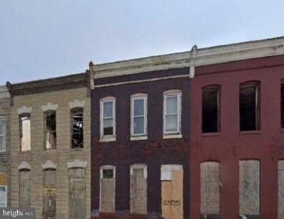 2403 E Biddle Street, Baltimore, MD 21213 - #: MDBA2008328