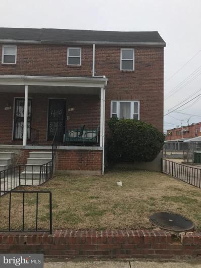 1516 N Decker Avenue, Baltimore, MD 21213 - #: MDBA2008352