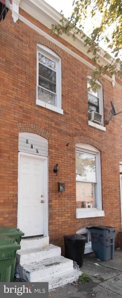 505 S Bentalou Street, Baltimore, MD 21223 - #: MDBA2008376