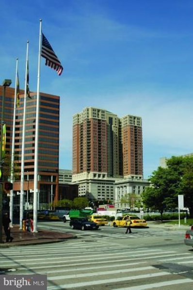 414 Water Street UNIT 1214, Baltimore, MD 21202 - #: MDBA2008378