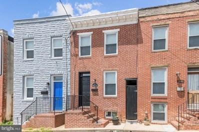 116 Birckhead Street, Baltimore, MD 21230 - #: MDBA2008416