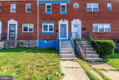 1558 Montpelier Street, Baltimore, MD 21218 - #: MDBA2008430