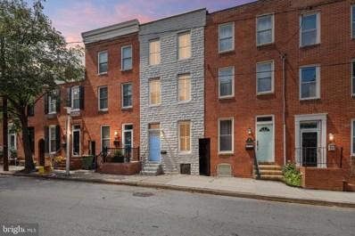 1220 William Street, Baltimore, MD 21230 - #: MDBA2008454