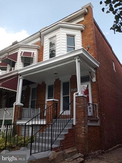 1513 N Ellamont Street, Baltimore, MD 21216 - #: MDBA2008478