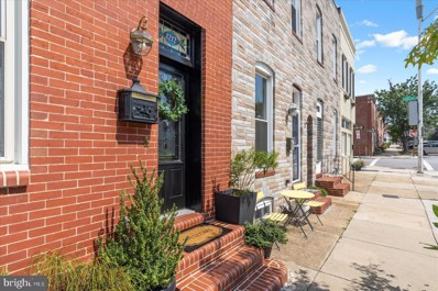 3212 Elliott Street, Baltimore, MD 21224 - #: MDBA2008572