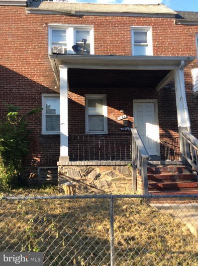526 Sheridan Avenue, Baltimore, MD 21212 - #: MDBA2008698