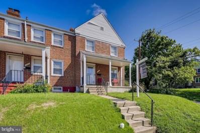 1232 Cochran Avenue, Baltimore, MD 21239 - #: MDBA2008760