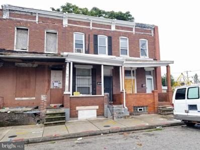 1619 Normal Avenue, Baltimore, MD 21213 - #: MDBA2008792