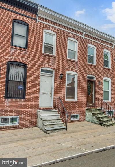 807 Woodward Street, Baltimore, MD 21230 - #: MDBA2008806